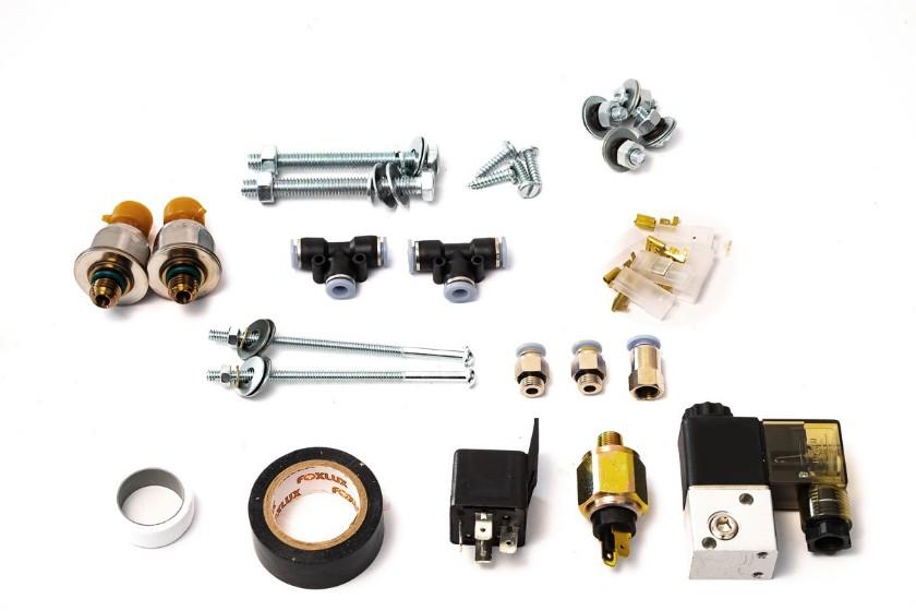 Kit de instalação do inclinômetro limitador de carga vibracon cog mso para caminhão guindauto munck