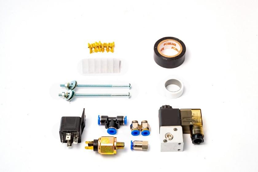 Kit de instalação do inclinômetro cog mso vibracon basculante