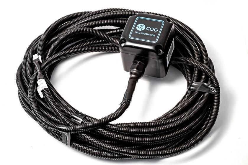 Sensor de inclinação para inclinômetro basculante cog mso